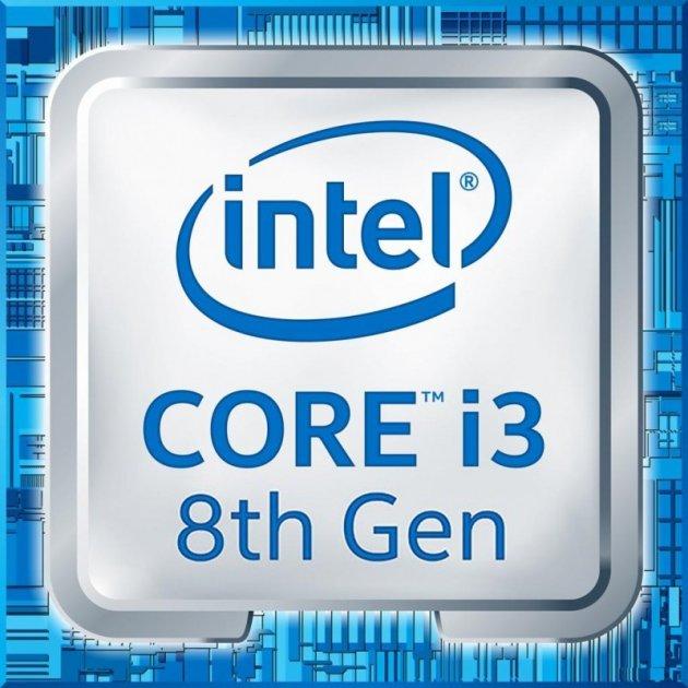 Процессор INTEL Core™ i3 8100 (CM8068403377308) с видеокартой Intel UHD Graphics 630 - изображение 1