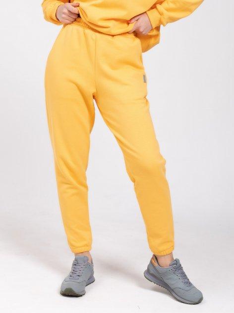 Спортивные штаны Feel and fly Ease Orange 1715116 S Оранжевые (4821715112068) - изображение 1