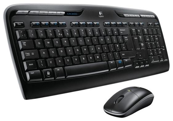 Комплект (клавиатура, мышь) Logitech MK330 Wireless Desktop (920-003995) - изображение 1