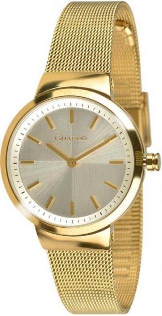 Женские наручные часы Guardo B01281-4 (m.GW) - изображение 1