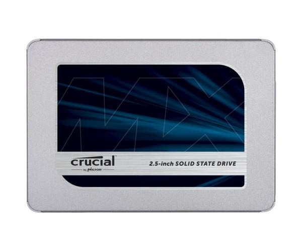 SSD накопичувач Crucial MX500 2.5 2 TB (CT2000MX500SSD1) OEM - зображення 1