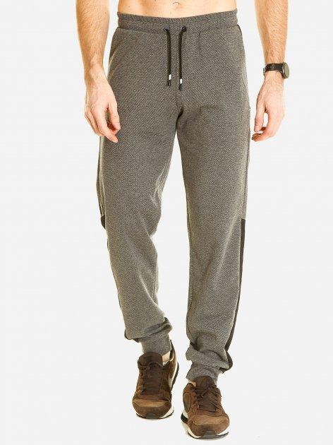 Спортивные штаны Demma 800 48 Темно-серые (4821000053553_Dem2000000016276) - изображение 1