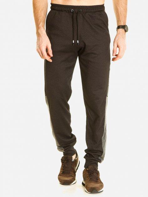Спортивные штаны Demma 800 48 Черные (4821000053607_Dem2000000016320) - изображение 1
