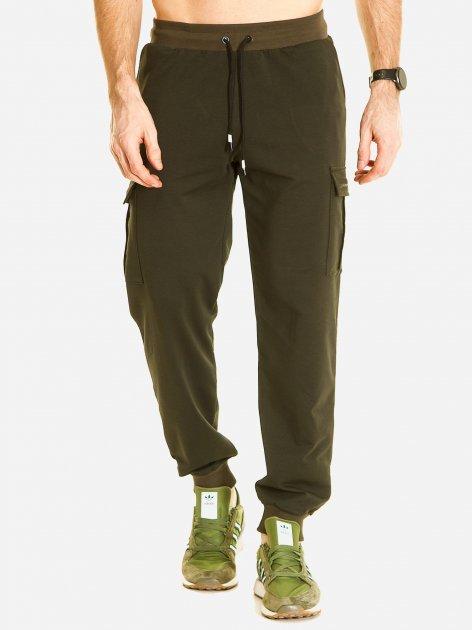 Спортивные штаны Demma 803 56 Хаки (4821000054246_Dem2000000017167) - изображение 1
