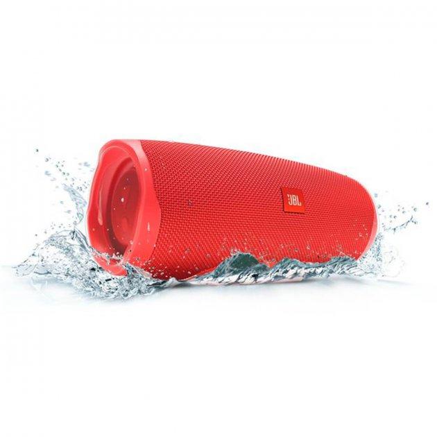 Акустика JBL Charge 4 Red (JBLCHARGE4RED) - изображение 1