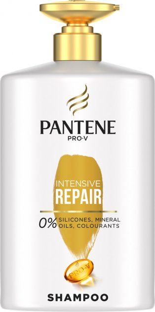 Шампунь Pantene Pro-V Интенсивное восстановление 1000 мл (8001841617817) - изображение 1