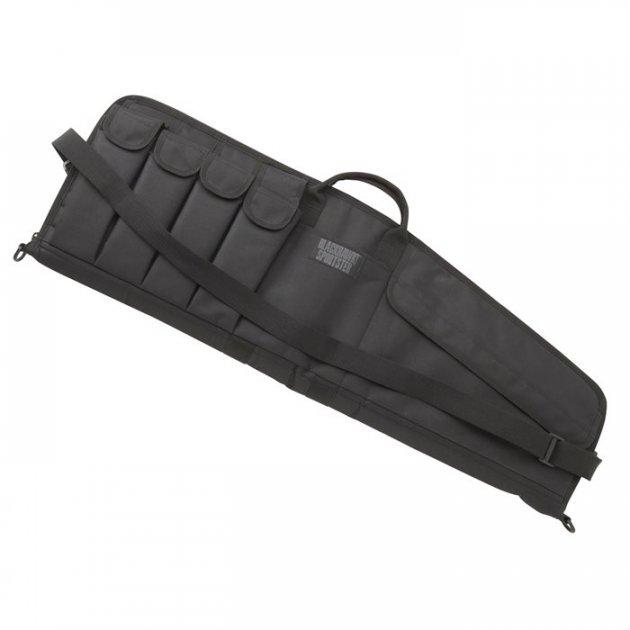 Збройовий чохол BLACKHAWK Sportster TACTICAL CARBINE CASE 74SG36 Чорний - зображення 1