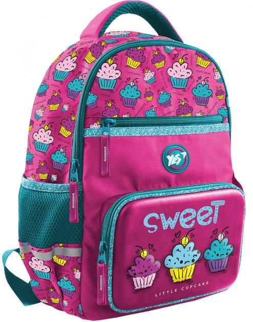 Рюкзак школьный YES К-36 Sweet Женский (558530) - изображение 1