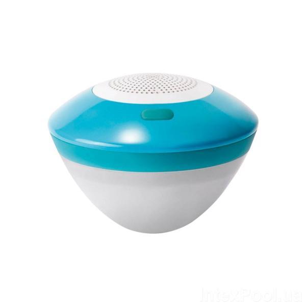 Колонка плаваюча Intex Bluetooth LED-підсвічування (28625) - зображення 1