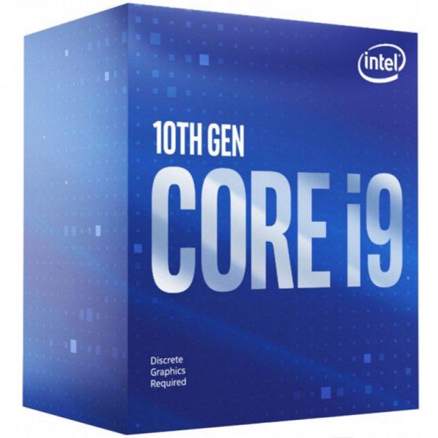 Процесор Intel Core i9-10900KF 3.7 GHz/20MB (BX8070110900KF) s1200 BOX - зображення 1