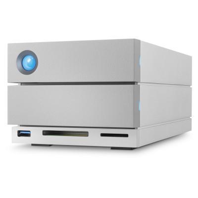 """Зовнішній жорсткий диск LaCie 3.5"""" 16TB (STGB16000400) - зображення 1"""