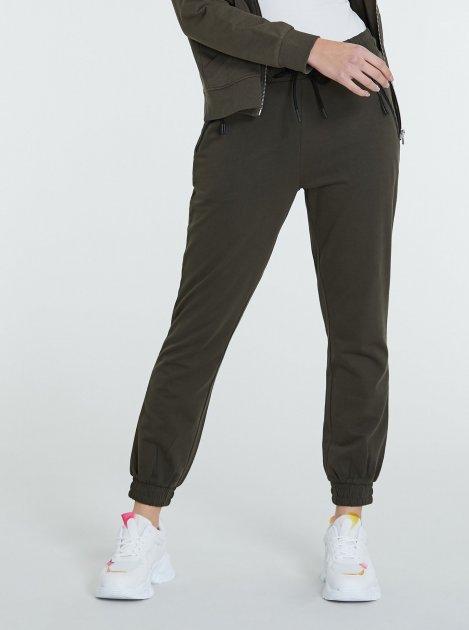Спортивные штаны Piazza Italia 38487-1024 S Military Green (2038487002031) - изображение 1