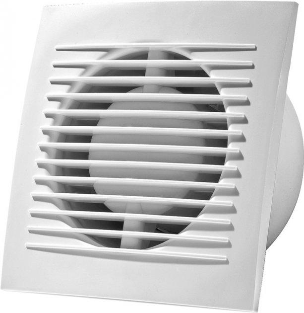 Вытяжной вентилятор Europlast E-EXTRA EE100 белый - изображение 1
