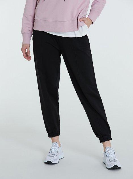 Спортивні штани Piazza Italia 39316-3 M Black (2039316001041) - зображення 1