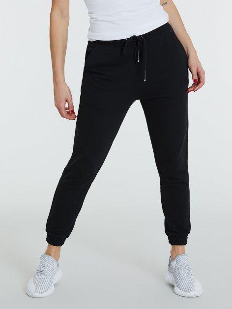 Спортивні штани Piazza Italia 39326-3 XL Black (2039326001062) - зображення 1