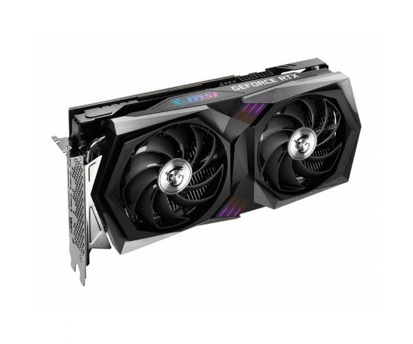 Відеокарта MSI GeForce RTX 3060 GAMING X 12G - зображення 1