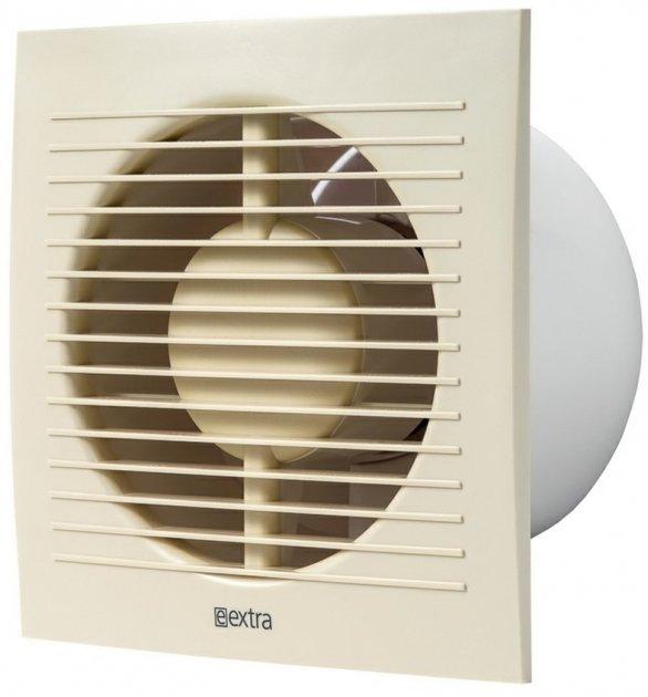 Вытяжной вентилятор Europlast E-EXTRA EE125С кремовый - изображение 1