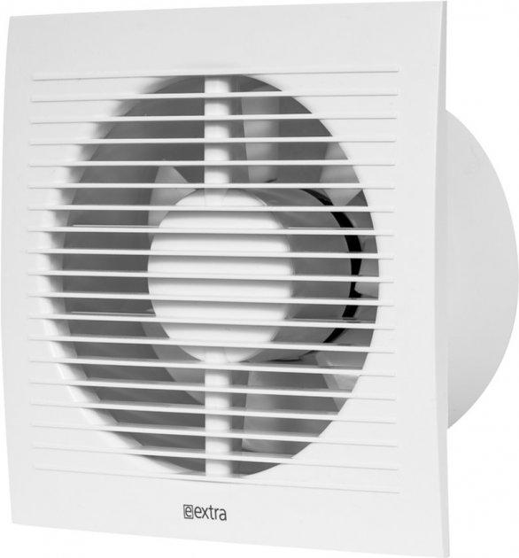 Вытяжной вентилятор Europlast E-EXTRA EE150Т с таймером белый - изображение 1