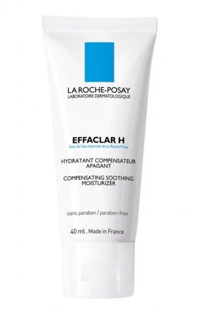 La Roche-Posay Effaclar H заспокоюючий та зволожуючий крем для проблемної шкіри (H 40 мл) - изображение 1