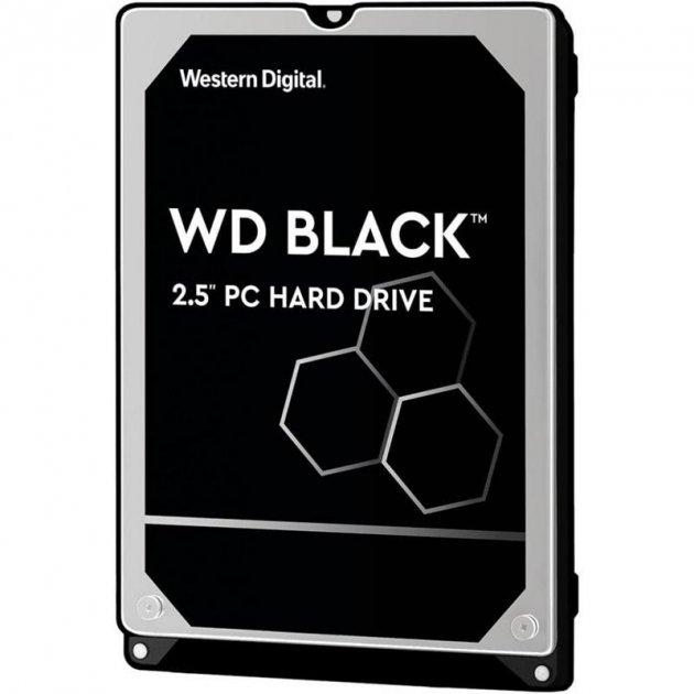 "Накопитель HDD 2.5"" SATA 500GB WD Black 7200rpm 64MB (WD5000LPSX) Refurbished - зображення 1"