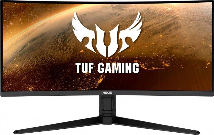"""Монітор 34"""" Asus TUF Gaming VG34VQL1B (90LM06F0-B01170) - зображення 1"""