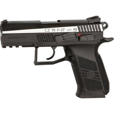 Пневматичний пістолет ASG CZ 75 P-07 (16728) - зображення 1