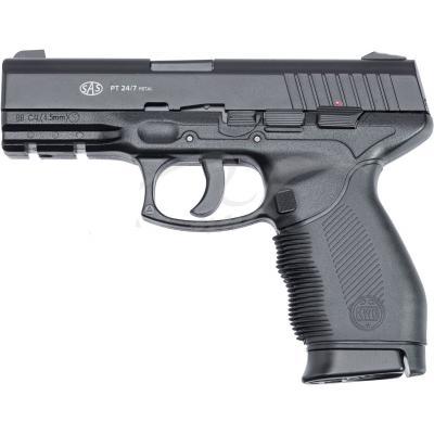 Пневматичний пістолет SAS Taurus 24/7 Metal 4,5 мм (AAKCMD461AZB) - зображення 1