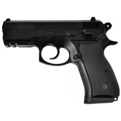 Пневматичний пістолет ASG CZ 75D Compact (16086) - зображення 1