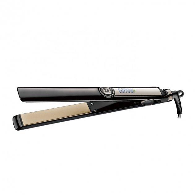Профессиональная плойка для волос GEEMY GM-416 Утюжок Выпрямитель (Black) - изображение 1