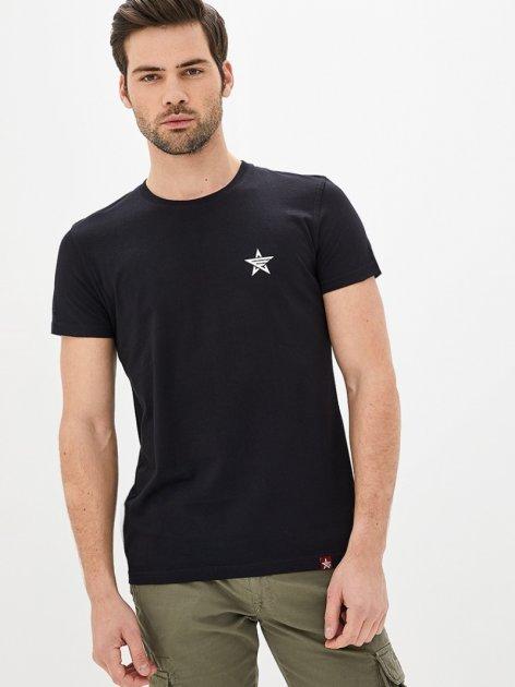 Мужская футболка Airboss Big boss XL Black (2000000000640_A) - изображение 1