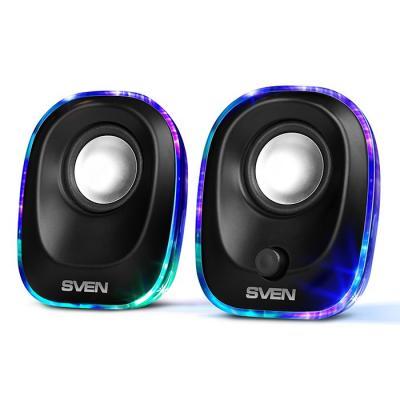 Акустическая система Sven 330 Black - изображение 1