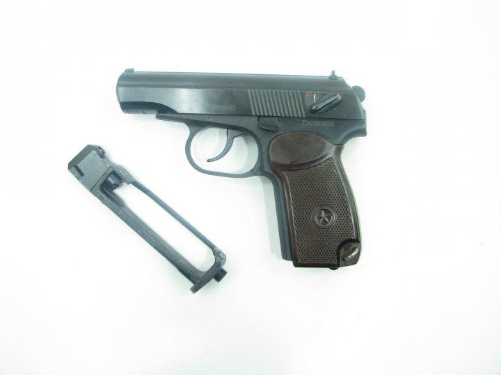 Пневматичний пістолет Іжмех Байкал МР-654К-Н 32 серія - зображення 1