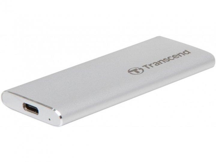 SSD накопитель TRANSCEND USB 3.1 Gen 2 ESD240C 240GB (TS240GESD240C) - изображение 1