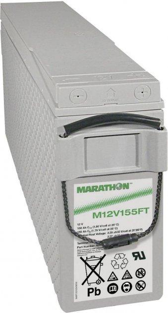 Аккумуляторная батарея Marathon 12V-155Ah (M12V155FT)