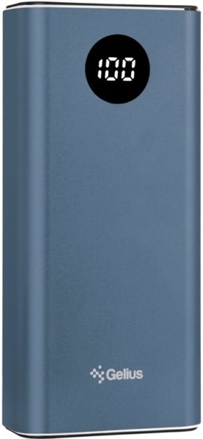 УМБ Gelius Pro CoolMini 2 PD GP-PB10211 9600 mAh Blue (2099900826214)