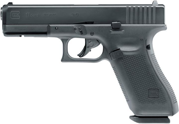 Пневматичний пістолет Umarex GLOCK 17 GEN5 - зображення 1