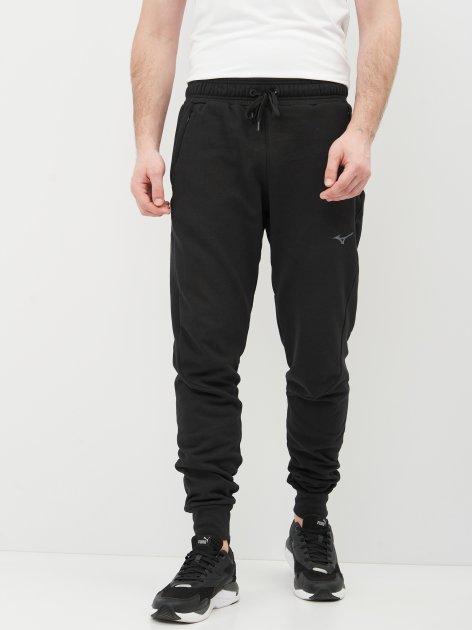 Спортивные штаны Mizuno Athletic Rib Pant K2GD050109 XL Черные (5054698962435) - изображение 1