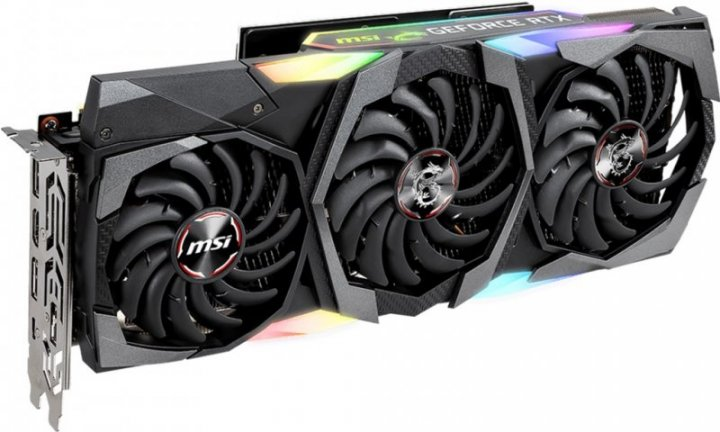 MSI GeForce RTX 2080 Ti GAMING X TRIO - изображение 1