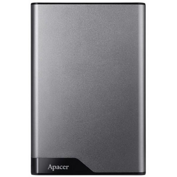 """HDD ext 2.5"""" USB 1.0 TB Apacer AC632 Grey (AP1TBAC632A-1) - зображення 1"""