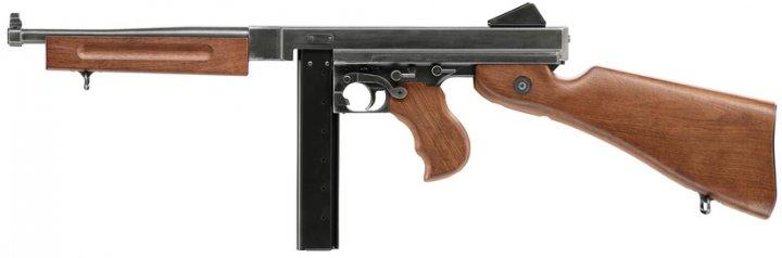 Пневматический пистолет-пулемёт Umarex Legends M1A1 Blowback (5.8390) - изображение 1