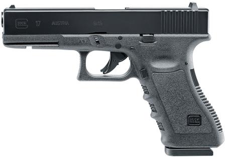 Пневматичний пістолет Umarex Glock 17 Blowback (5.8365) - зображення 1