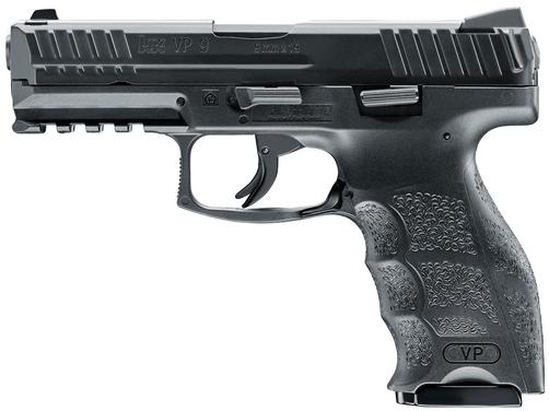Пневматичний пістолет Umarex Heckler & Koch VP9 Blowback (5.8344) - зображення 1