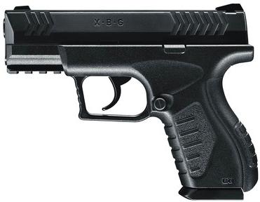 Пневматичний пістолет Umarex XBG (5.8173) - зображення 1