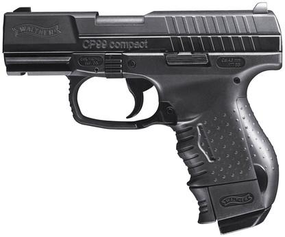 Пневматичний пістолет Umarex Walther CP99 Compact Blowback (5.8064) - зображення 1