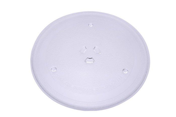 Тарелка Whicepart для микроволновой печи Samsung d=255мм под куплер, DE74-00027A - изображение 1