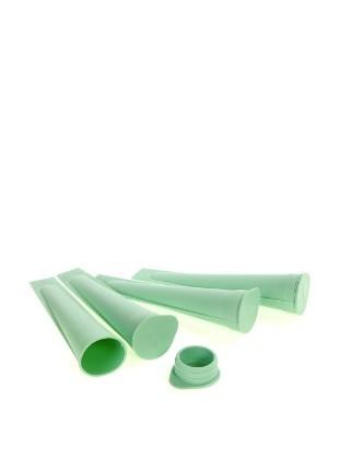 Форма для мороженого 4шт Ernesto 19,8см зеленые - изображение 1