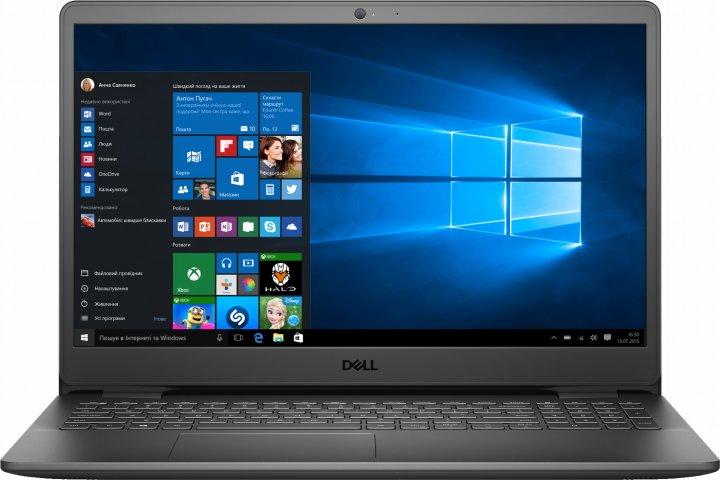 Ноутбук Dell Vostro 15 3500 (N3001VN3500UA01_2201_WP) Black - изображение 1