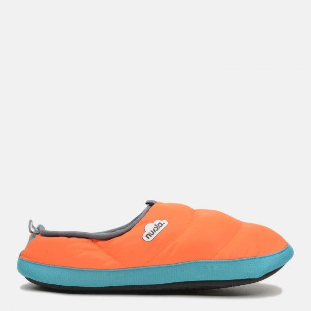 Комнатные тапочки Nuvola Classic Party Orange M 9901-002-1100 44/45 29 см Оранжевые (8595662027769) - изображение 1