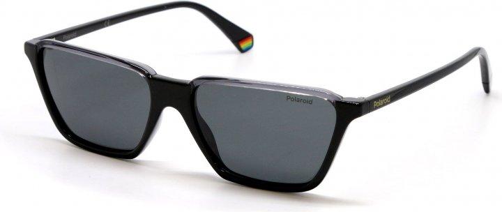 Солнцезащитные поляризационные очки Polaroid PLD PLD 6126/S 08A56M9 (PLD6126/S-08A-M9) - изображение 1