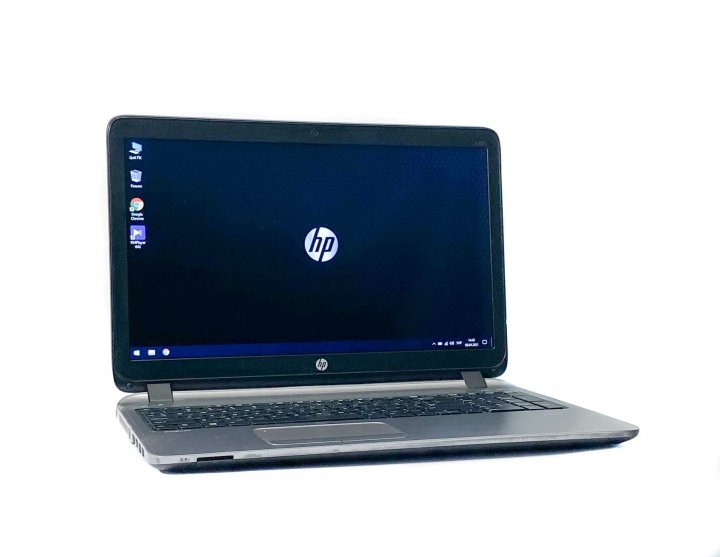 Ноутбук HP ProBook 450 G2 (L8E17UT) Silver Б/У - зображення 1